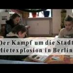 """Mietenexplosion in Berlin"" Reportage bei RTL"