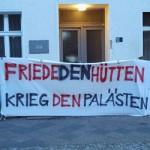 Zwangsräumung von 33 wohnungslosen Männern aus Wohnheim in Moabit droht