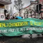 """Bericht von der Kundgebung """"Berlichingenstr. 12 bleibt!"""""""