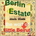 עולים לברלין Olim le Berlin? Olim le little Beirut?